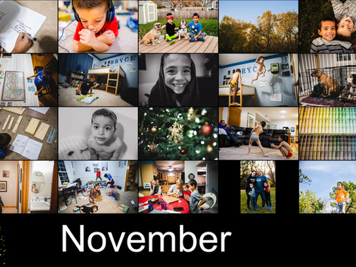 November 2020 : Project 366 - Olathe Documentary Photographer