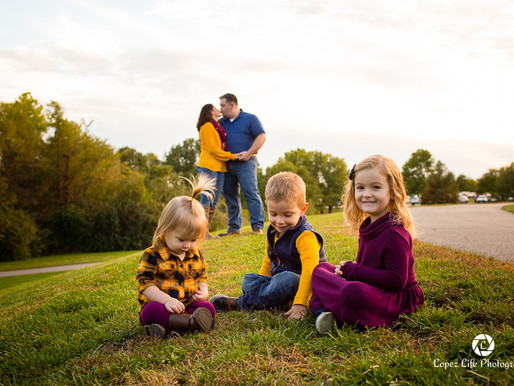 Another Year Watching Her Kids Grow Up - Overland Park Photographer