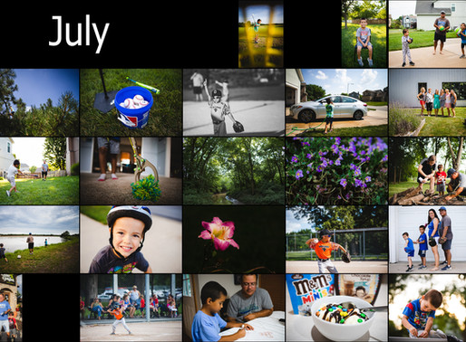 July 2020 : Project 366 - Olathe Documentary Photographer