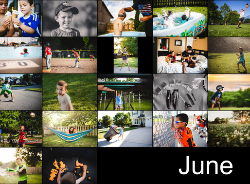 June 2020 : Project 366 - Olathe Documentary Photographer