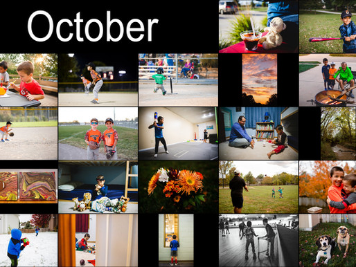 October 2020 : Project 366 - Olathe Documentary Photographer