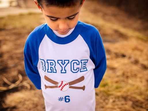 Bryce turns six