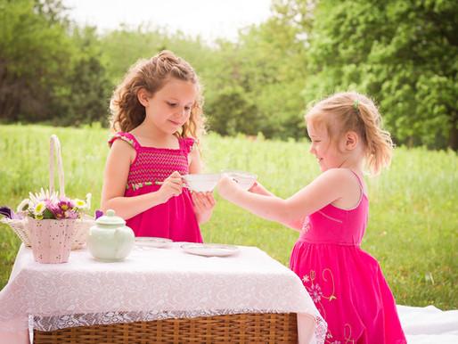 Spring Tea Party - Olathe Mini Sessions