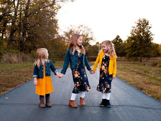 Lupton Family - Heritage Park - Olathe Family Photographer