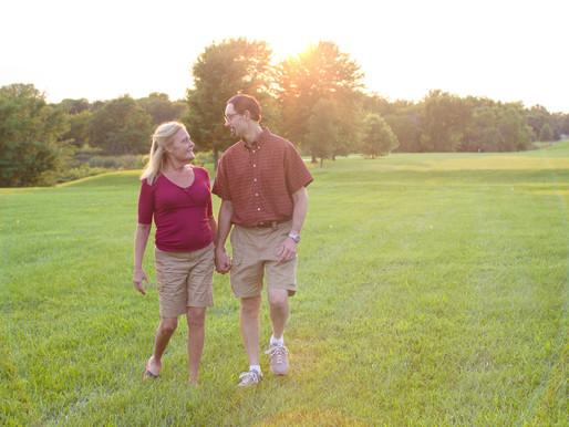 Happy 2 Year Anniversary - Olathe Couples Photographer