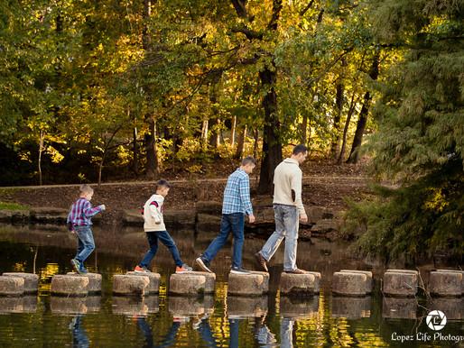 Boy oh Boy - Fun at Antioch Park - Olathe Family Photographer