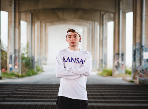 Quinton - West Bottoms - Kansas City Senior Photographer