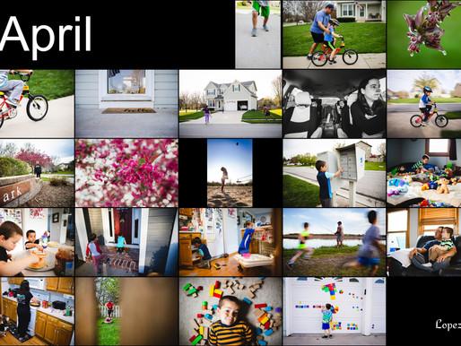 April 2020 : Project 366 - Olathe Documentary Photographer