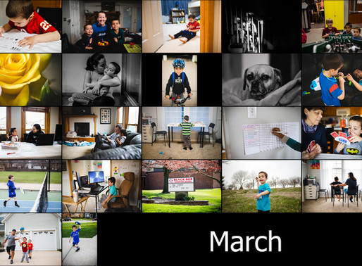 March 2020 : Project 366 - Olathe Documentary Photographer