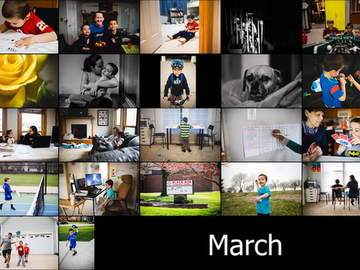 March 2020 : Project 366 - Olathe Documentary Photographer