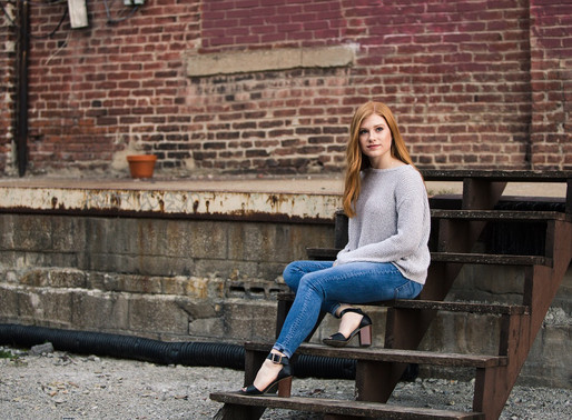 Libby - Shawnee Mission Class of 2019 - Senior Photographer