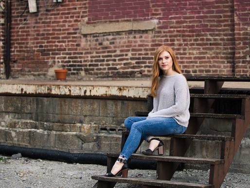 Libby - Shawnee Mission Class of 2019 - Senior Photographer