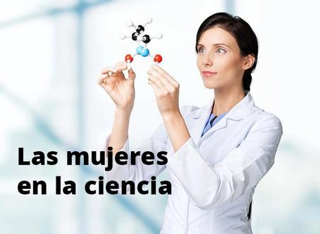 Las mujeres en la ciencia