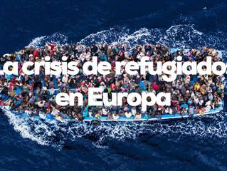 La crisis de refugiados en Europa