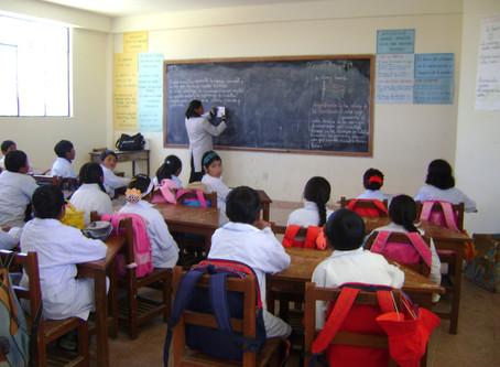 Reforma educativa: una reforma laboral cínica