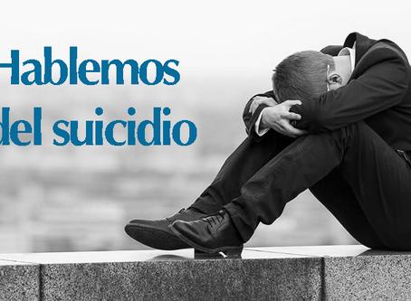 Hablemos del suicidio