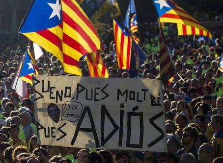Posicionamiento ante los acontecimientos en Cataluña
