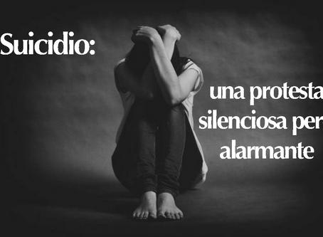 Suicidio: una protesta silenciosa pero alarmante