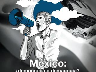 México: ¿democracia o demagogia? Enero-Febrero 2019. Año 10. Núm. 53