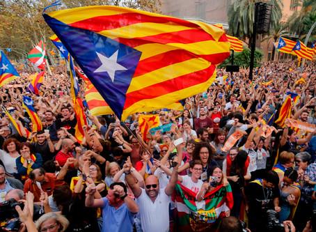 Choque de trenes por la autodeterminación de Cataluña