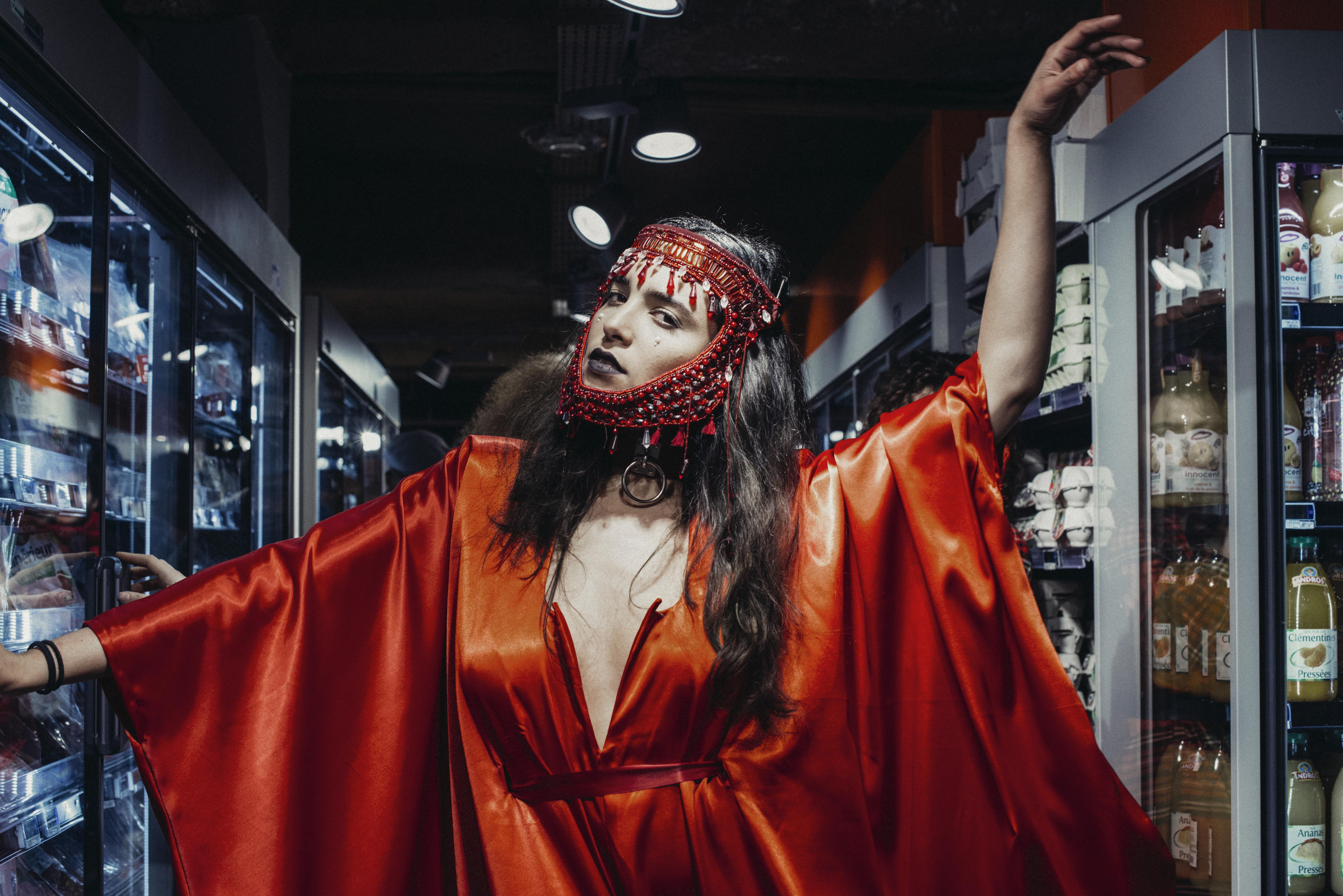 """Défilé """"Le Rouge"""""""