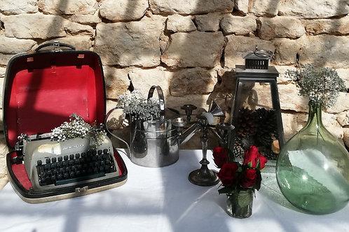 Machine à écrire & CO