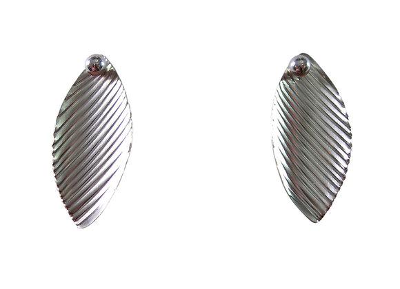 Moonlit Sea Stud Earrings