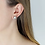Thumbnail: Pillow stud earrings