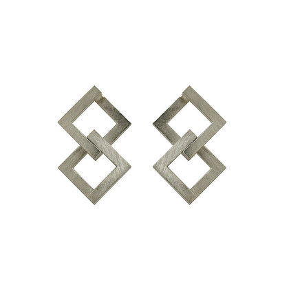 Geom Balance Earrings