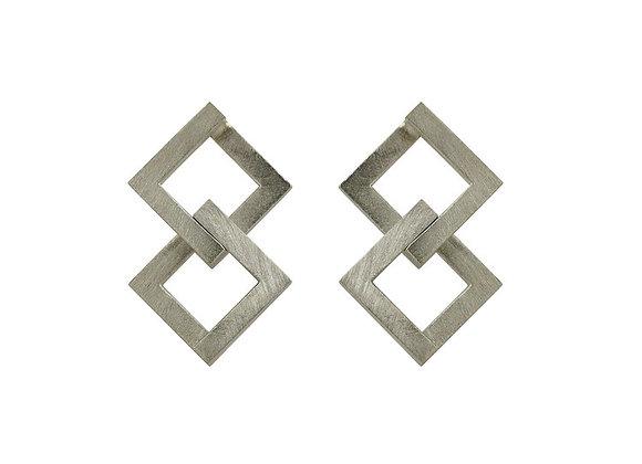 Geom Balance Earrings
