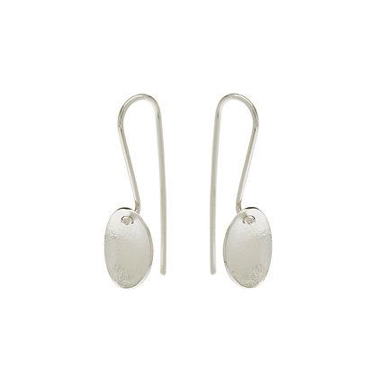 Small Petal Drop Earrings
