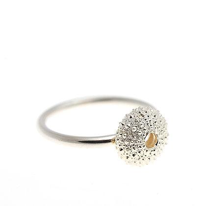 Urchin Ring, Silver
