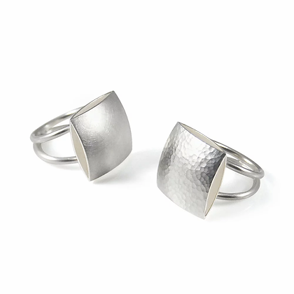 Pillow Cocktail Ring