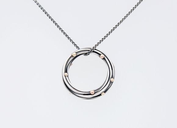 Medium Halo Necklace