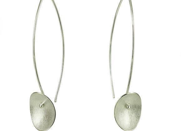 Long Large Seed Earrings