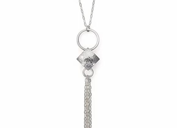 Pillow tassle necklace