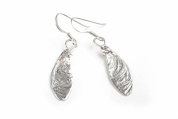Sycamore Drop Earrings