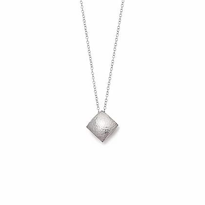 Mini pillow necklace