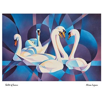 Ballet of Swans