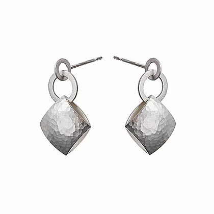 Pillow drop earrings