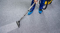 Gray carpet being cleaned.jpg