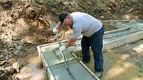 Working on home drainage.jpg