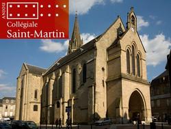 Collégiale Saint Martin