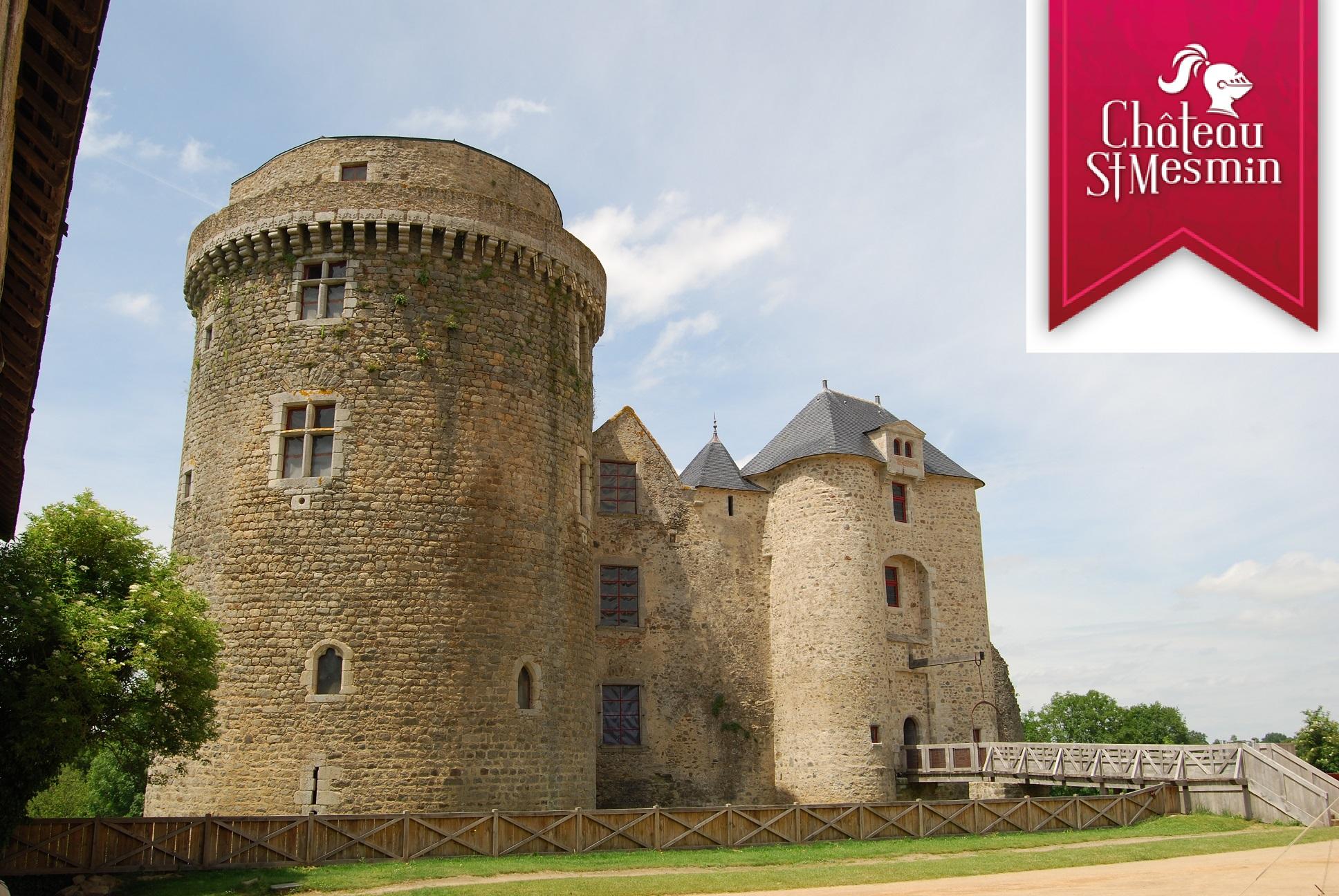 Chateau de St Mesmin