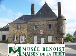 Musée Benoist Maison de la Forêt