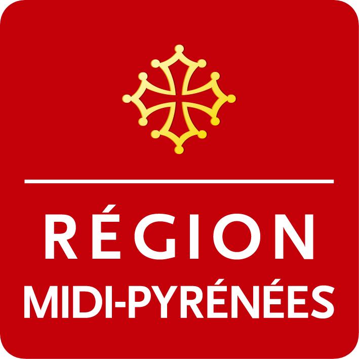 Region Midi-Pyrenees