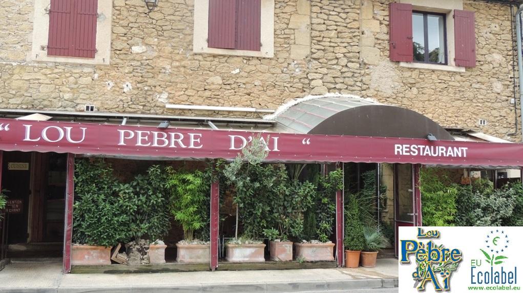 Restaurant Lou Pebre d'Aï