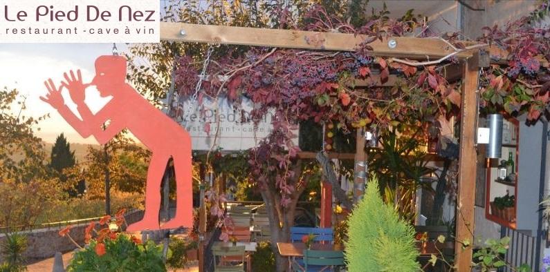 Restaurant Le Pied de Nez
