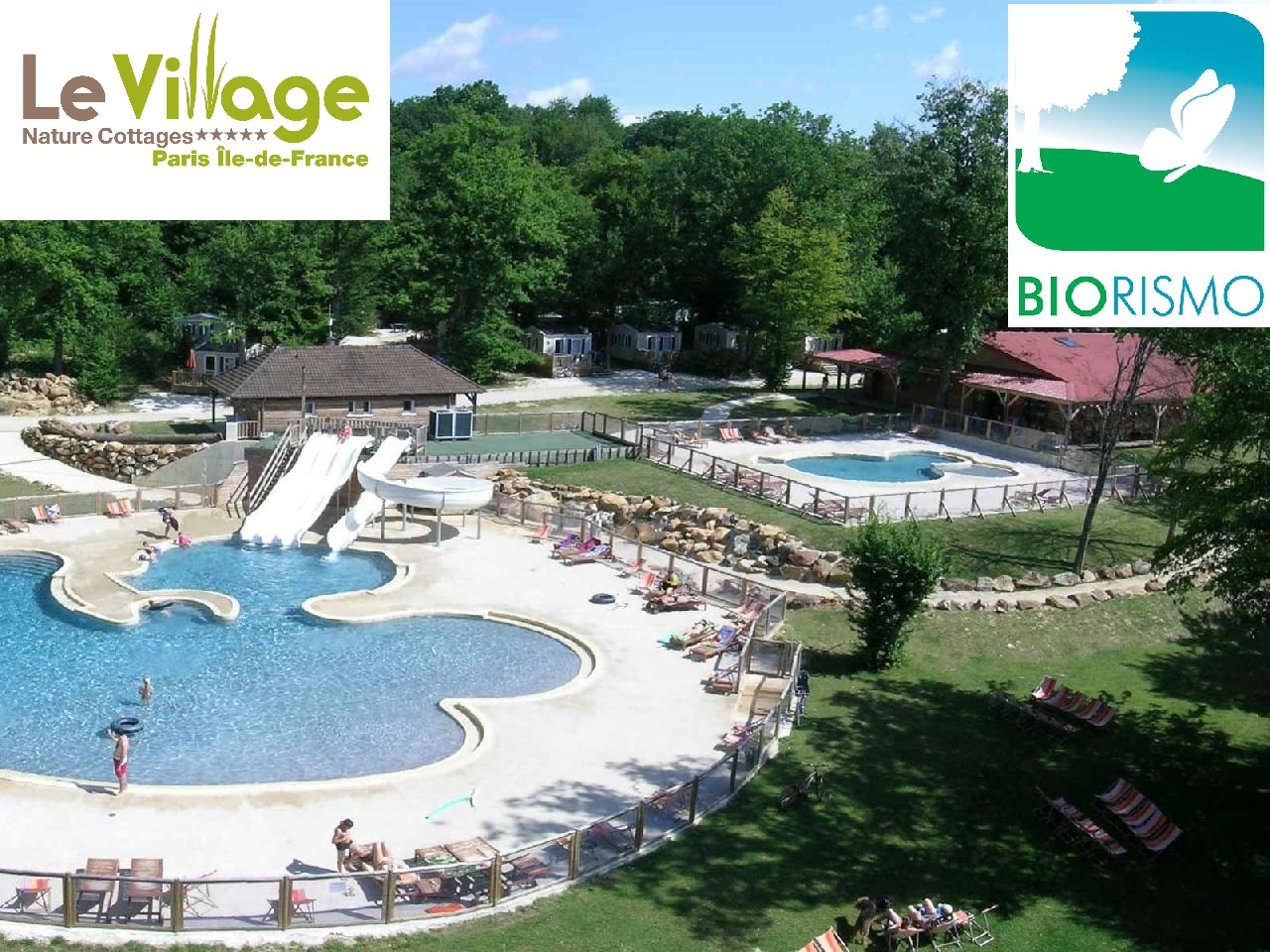 Le Village Nature Cottages*****