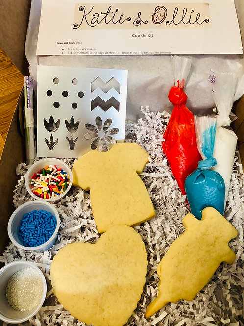 Medical Professional Cookie Kit